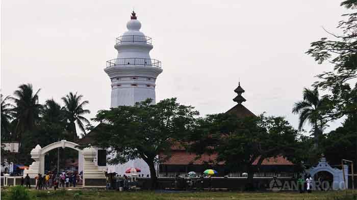 8 Peninggalan Kerajaan Banten