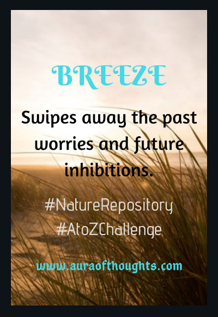 Breeze swipes away worries -AuraOfThoughts