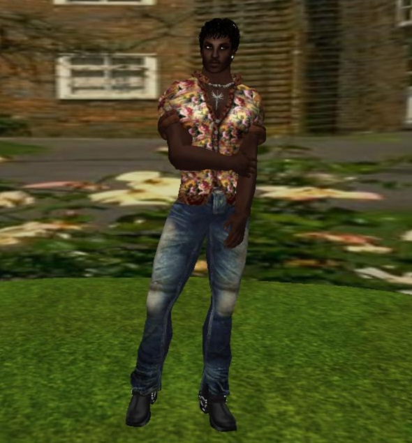 Create An Awesome Second Life Avatar For Free : A little