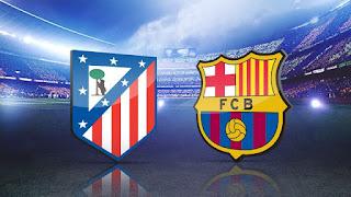 أتلتيكو مدريد و برشلونة مباشر كورة
