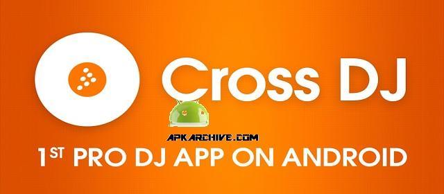 Cross DJ PRO APK Android apk Uygulama indir
