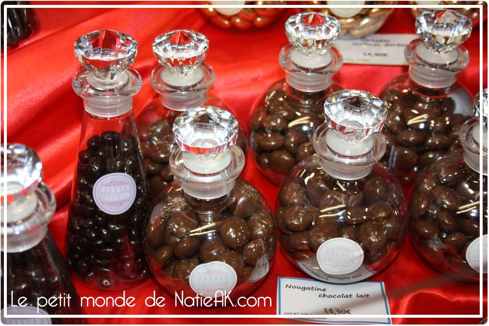 fiole nougatine de Bonbon collection