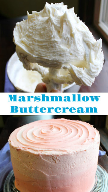 Have you marshmallow in frosting form! This fluffy frosting is perfect for all kinds of cakes and cupcakes. It is great for decorating and the marshmallow adds that bit of extra flavor that will make your taste buds sing. It is super simple to make and even easier to eat!