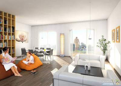 Home Remodeling, Interior Design, Living Room