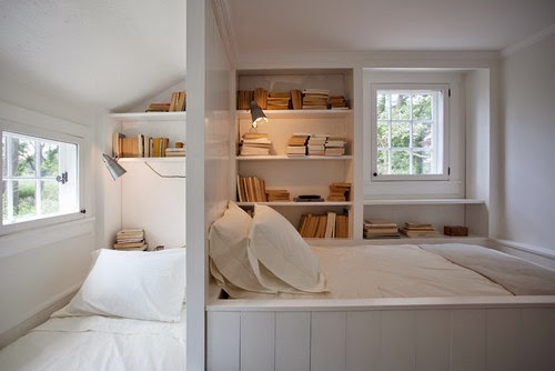 Boiserie c piccole camere da letto - Soluzioni camere da letto piccole ...
