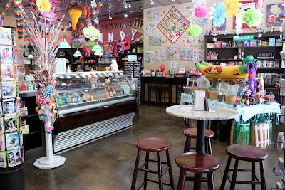 Powell's Sweet Shoppe in Petaluma, California
