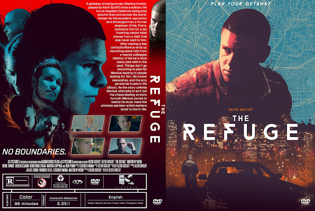 The Refuge DVD Cover