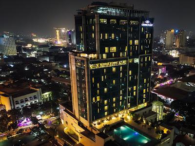 Crowne Plaza Hotel Bandung