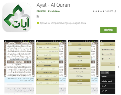 Aplikasi Islam Pendukung Bulan Ramadhan penuh berkah Ibadahnya