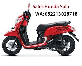 [September 2018] 48 Daftar Harga Motor Honda di Solo