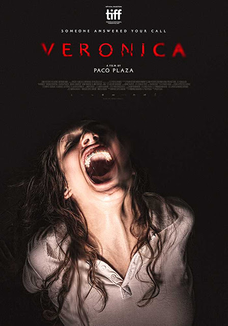 Poster Veronica 2017 Full Movie Download in English HD 720p
