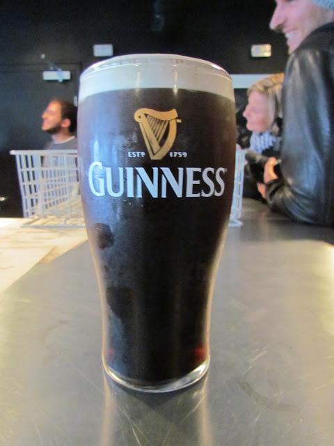 Cerveja Guinness.