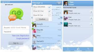 Free SMS app GO SMS Pro - Messenger, Free Themes, Emoji Download