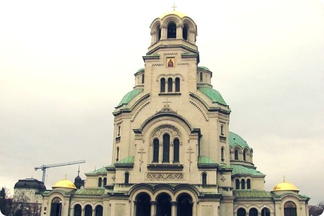crkva Svetog Aleksandra Nevskog u Sofiji