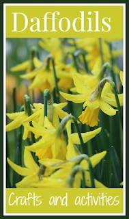 Daffodils crafts and activities