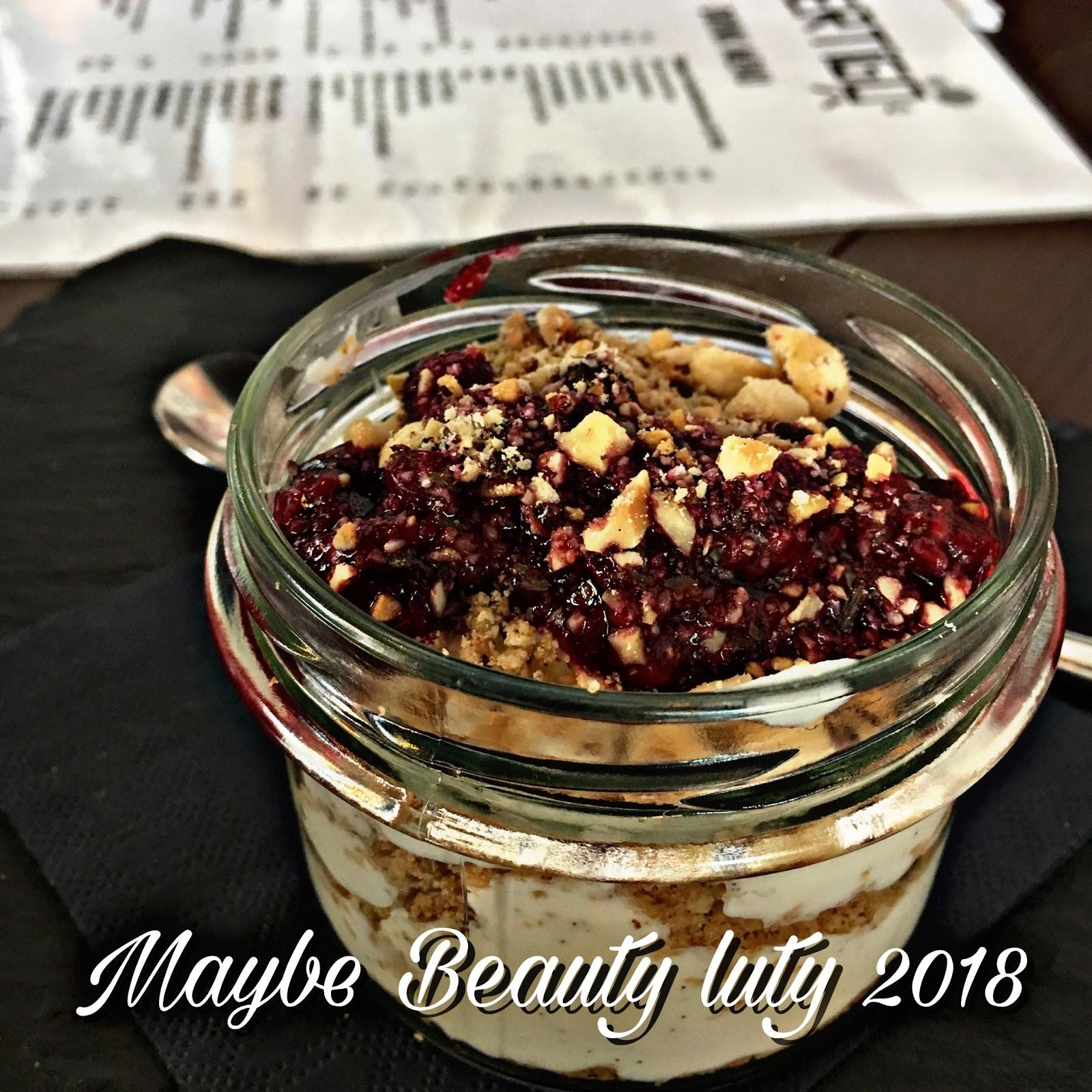 Moje wrażenia ze spotkania blogerek Maybe Beauty charytatywnie luty 2018.