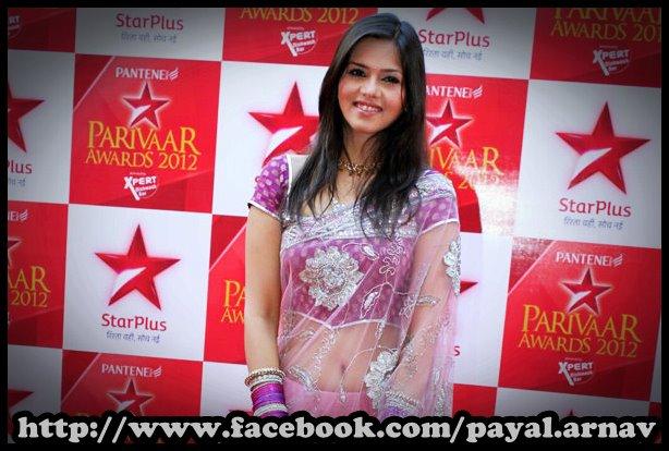Star Parivaar Awards 2012 Jeevika Manvi And Khushi: Arnav Khushi: Star Parivaar Awards 2012 Images ( New
