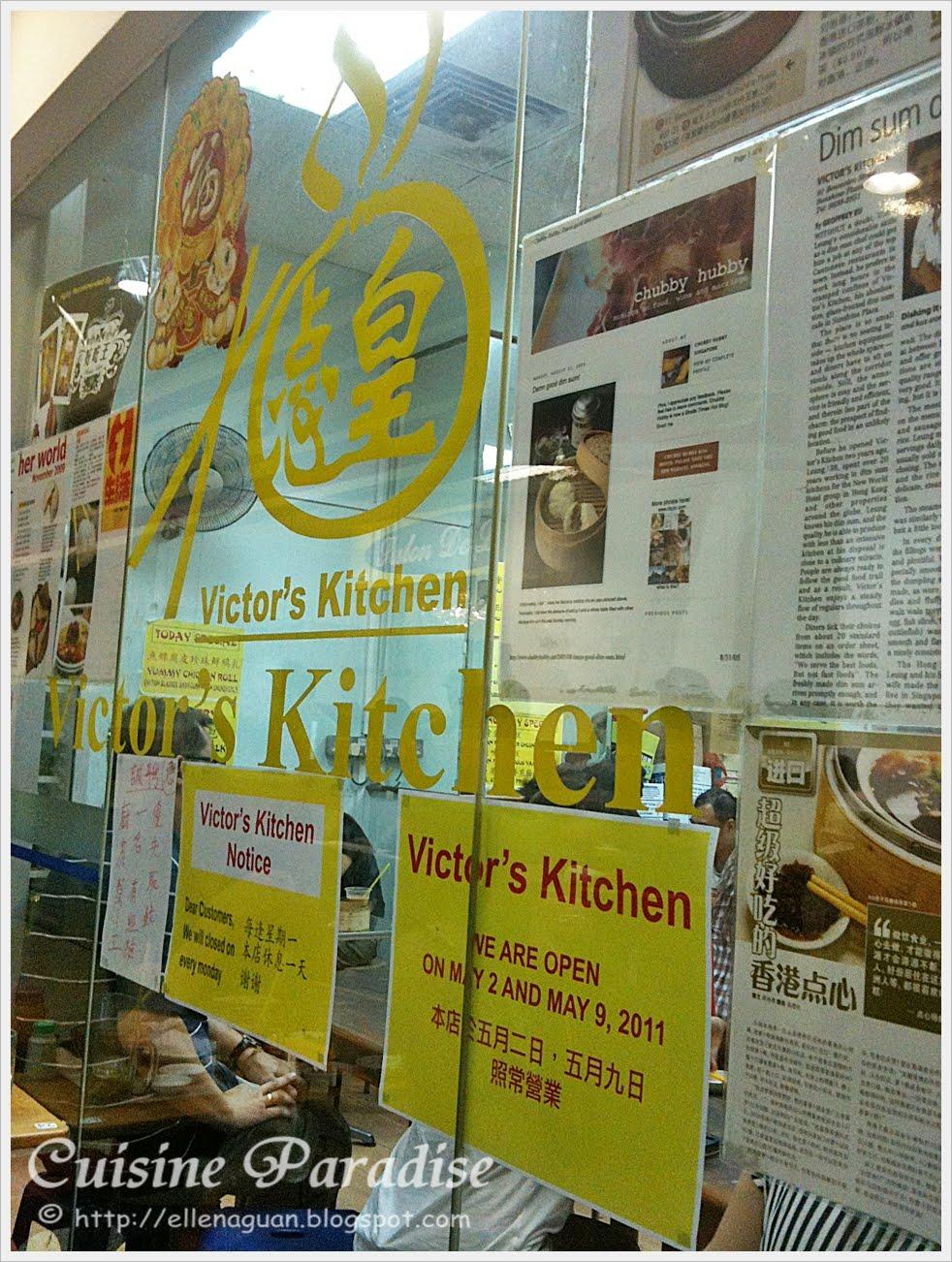 Victor S Kitchen Porridge