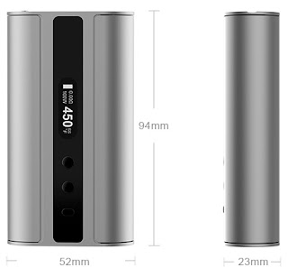 About iSmoka Eleaf iStick TC100 watt Battery Box Mod