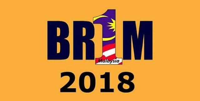 Tarikh Pembayaran BR1M 2018 Bila Dapat Duit