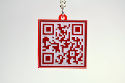 Cool QR Code Inspired Products and Designs (15) 11