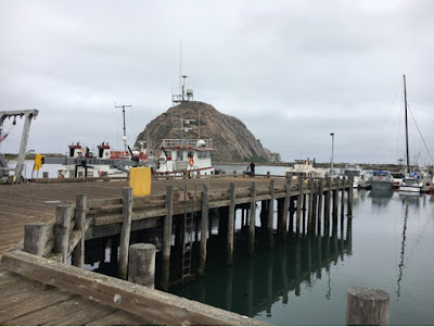 Roadtrip USA - on the road again - Morro bay port