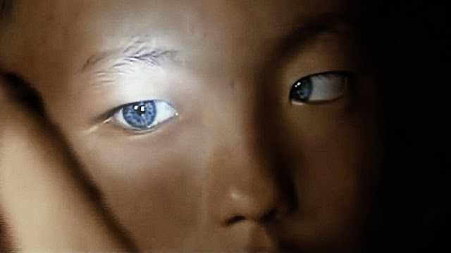 Chinese Boy Can See In The Dark, Is He A Real Life Mutant?