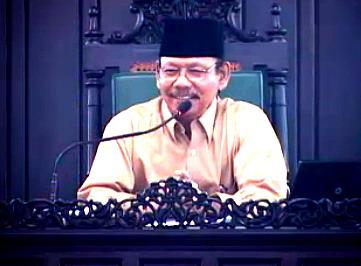 Al Ustadz Drs. Ahmad Sukina (MTA Solo)