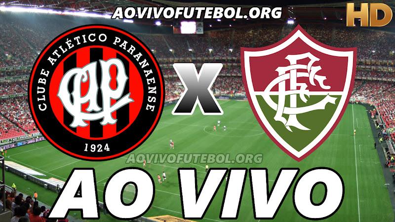 Atlético Paranaense x Fluminense Ao Vivo HDTV