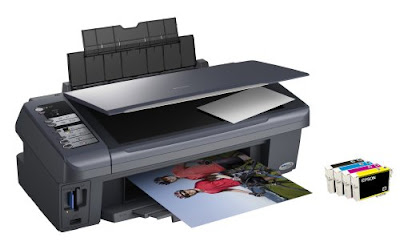 re-create documents together with photos from a unmarried device Epson Stylus DX7400 Driver Downloads