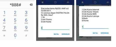 √ Cara Cek Masa Aktif Paket Internet Telkomsel Kartu As dan Simpati 5