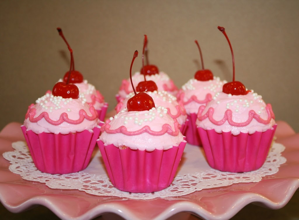 Party Cakes Pinkalicious Cupcakes