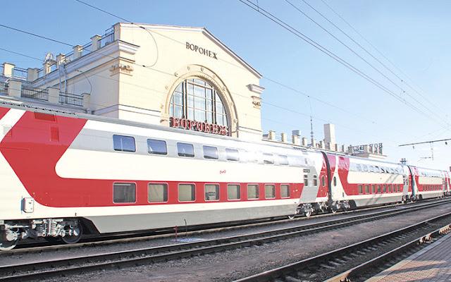 Заработала железная дорога в обход Украины