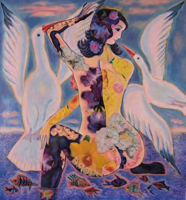 Eva- Mùa Xuân vĩnh cữu 2
