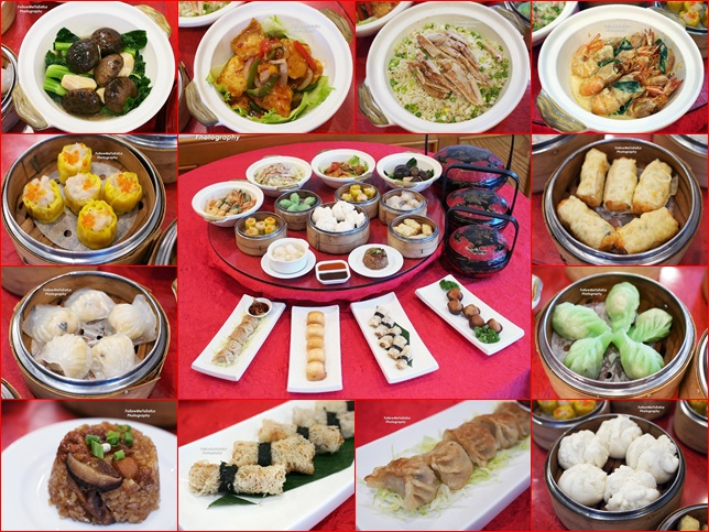 Grand BlueWave Hotel Shah Alam ~ Ho Ho Chiak Dim Sum & Clay Pots At Tung Yuen Chinese Restaurant