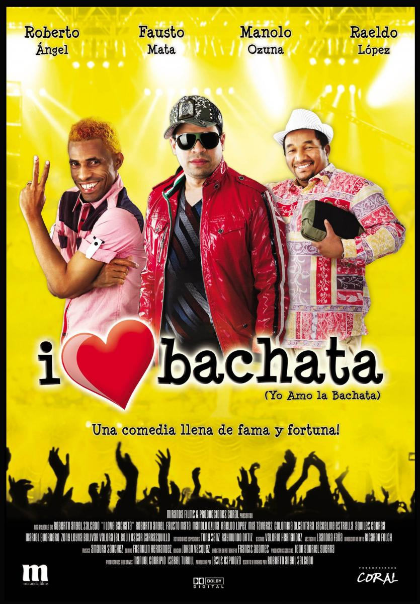 ver peliculas dominicanas completas i love bachata I love bachata - marcos (roberto ángel salcedo), tommy (fausto mata) and carlitos (raeldo lópez) form a bachata group and have problems becoming famous.