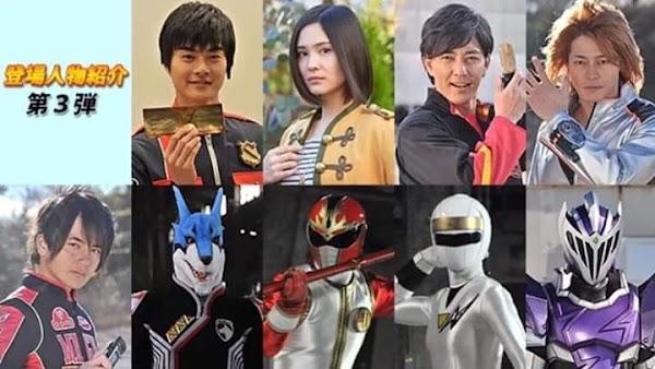 Inilah Anggota Sentai Yang Akan Muncul Di Mini Seri Super Sentai Strongest Battle