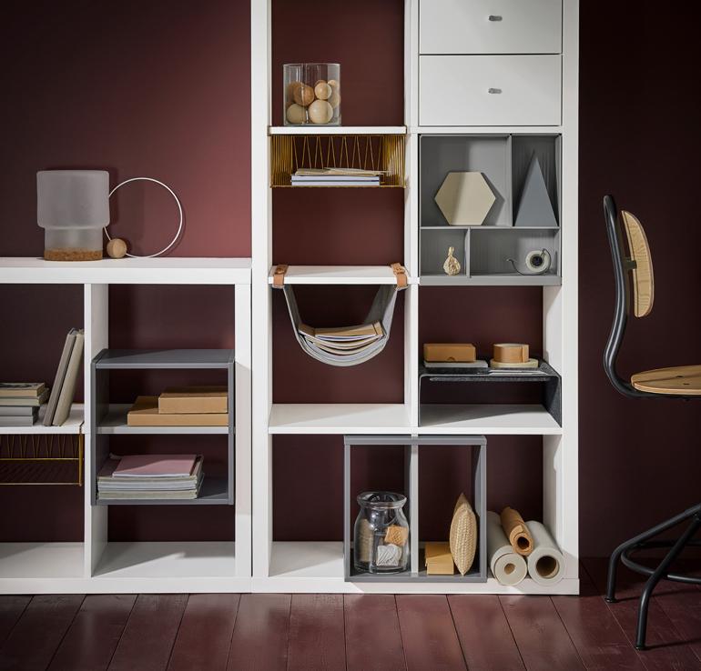 complementos serie KALLAX IKEA