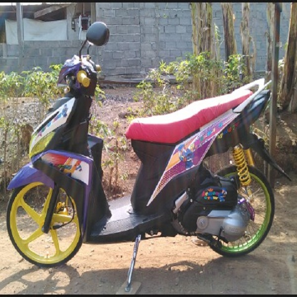 ide modifikasi mio m3 ring 14