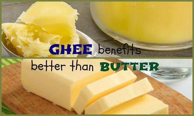 Ghee: Better Than Butter, A Healthier Option