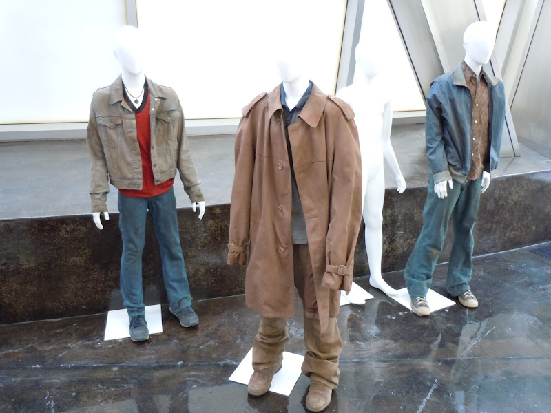 Super 8 train crash movie costumes