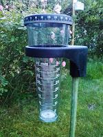 Jual Rain Gauge TFA 47.1001 (alat ukur curah hujan)