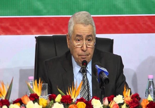رئيس الجزائر المؤقت يعلن عن موعد الانتخابات الرئاسية