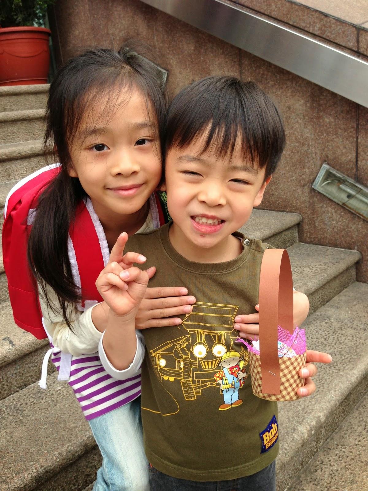 遠近慈明: 小慈 8 歲生日