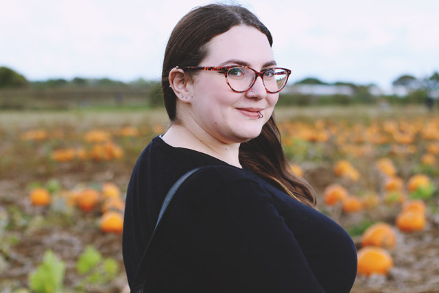 Becky pumpkin patch