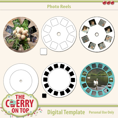 Photo Reel Templates