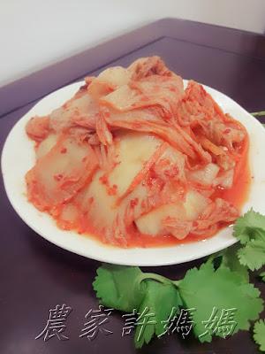 【農家許媽媽】下雨天會想吃的韓國泡菜辣湯飯制作法