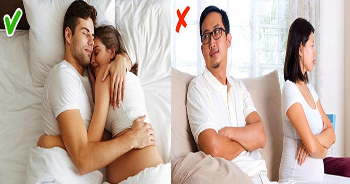 Những tuyệt chiêu cần biết khi vợ mang thai ông chồng phải biết