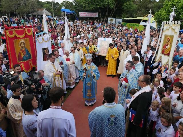 Nossa Senhora dos Corais é declarada padroeira dos ucranianos no Brasil