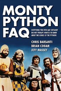 Monty Python FAQ: cover
